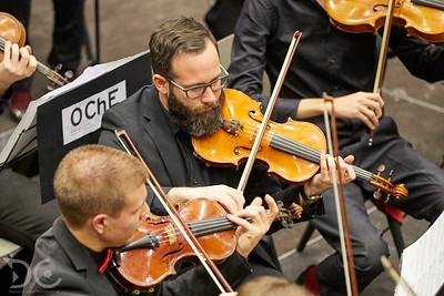 Concert OChE Salle polyvalente EPFL 06.12.16