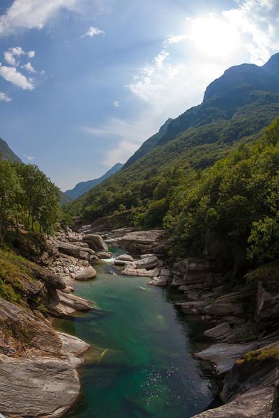 Ticino - Vale Verzasca, Switzerland été 2012