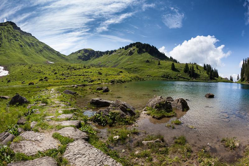 Lac du Lioson, Les Mosses - Switzerland été 2012