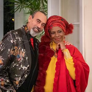 deux danseurs : Lisette Malidor & Larrio Ekson