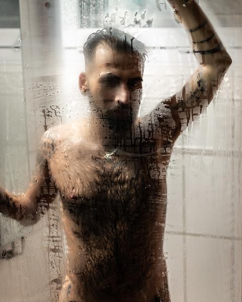 la douche | the shower