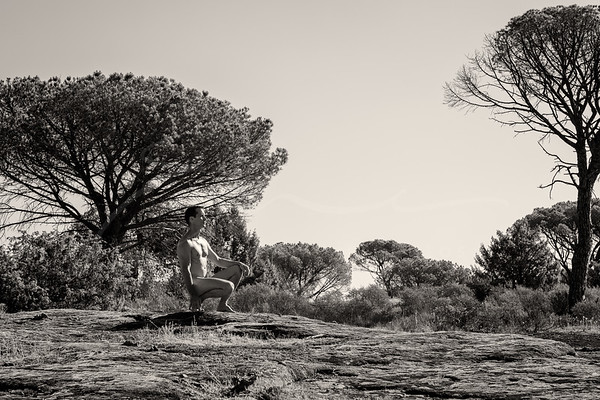 shooting en nature