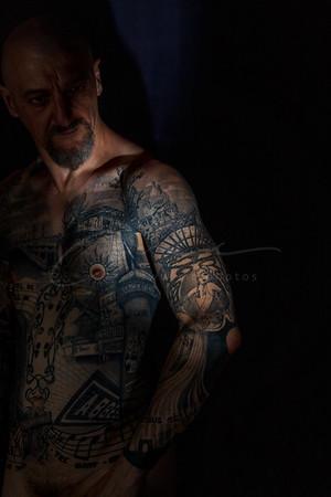 le corps en tant qu'œuvre d'art | the body as work of art