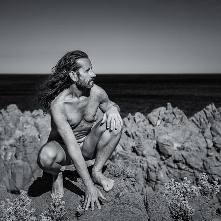 la masculinité nue   naked masculinity