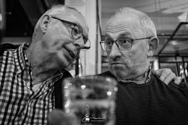 deux amis | two friends | zwei Freunde
