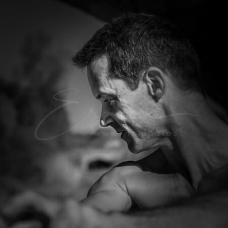 profil d'un homme | man's profile
