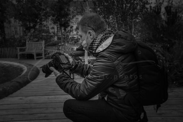 Hervé, mon ami photographe