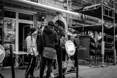 au marché à Lorgues