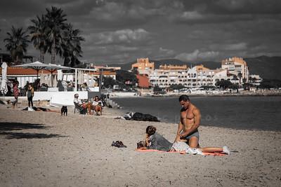 à la plage | at the beach