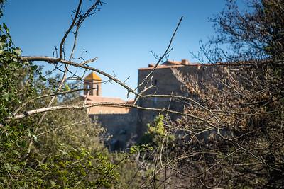 Chartreuse de la Verne - fondé en 1170 - Monastère Notre-Dame de Clémence de La Verne