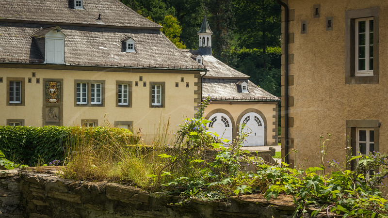 am Schloss Körtlinghausen