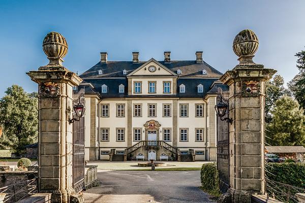 Château de Körtlinghausen   Körtlinghausen castle