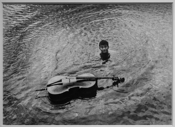 """à l'exposition """"Doisneau et la Musique"""""""