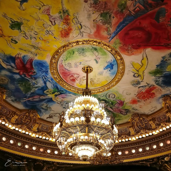 l'opéra Garrnier