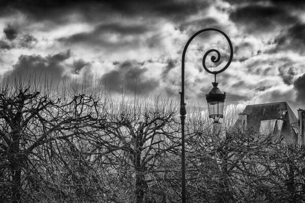 lampadaire   street lamp