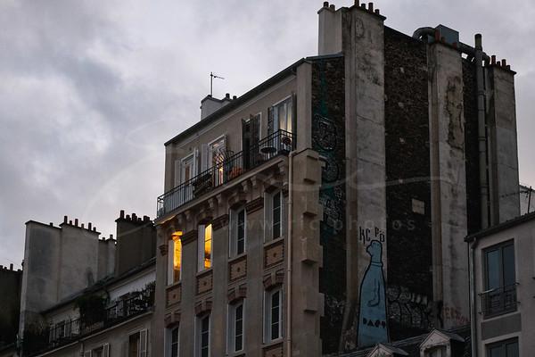 la chambre illuminée | the illuminated room