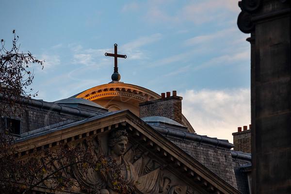 façades au soleil | facades in the sun