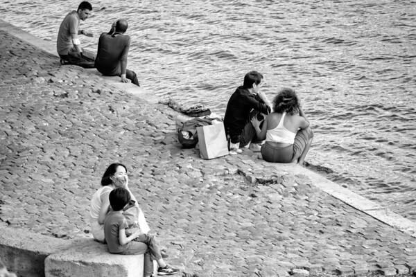 l'été isolé avec Covid-19 | the lonely summer with Covid-19