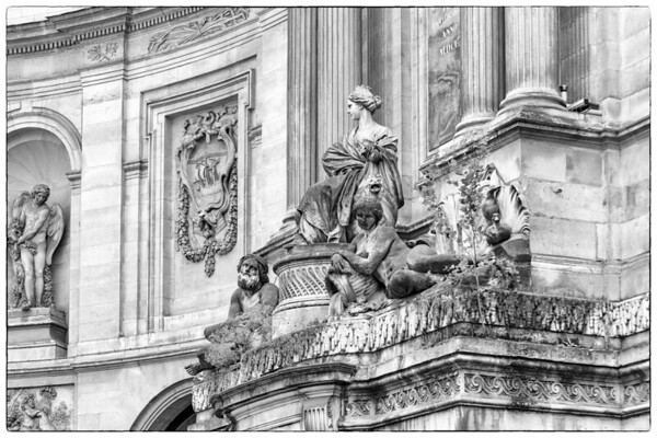 détail des façades | facade details