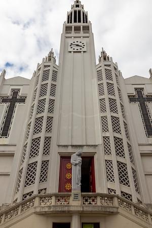 l'eglise Saint-Jean-Bosco au 20e (1933-1937)