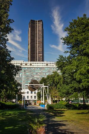 Jardin Atlantique - gare Montparnasse