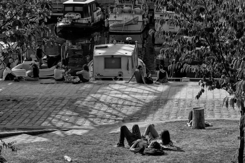 l'été en ville | city summer