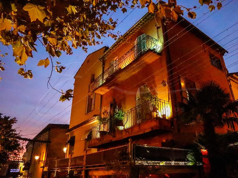 le restaurant La Dérive