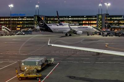 Lufthansa Airbus A320 Buxtehude