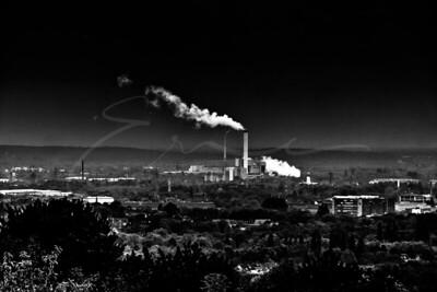paysage industriel   industrial landscape