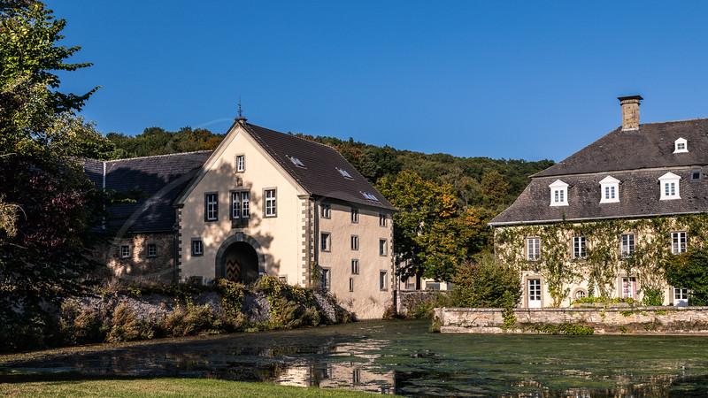 Château de Körtlinghausen | Körtlinghausen castle