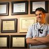 Dr Luc Farrier, Dentiste