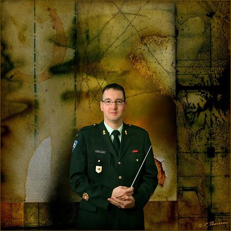 Chef d'Orchestre du 62ième Régiments d'Artillerie de Campagne