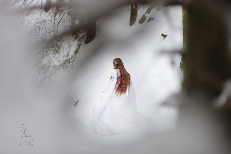 The Snow and the Ghost.