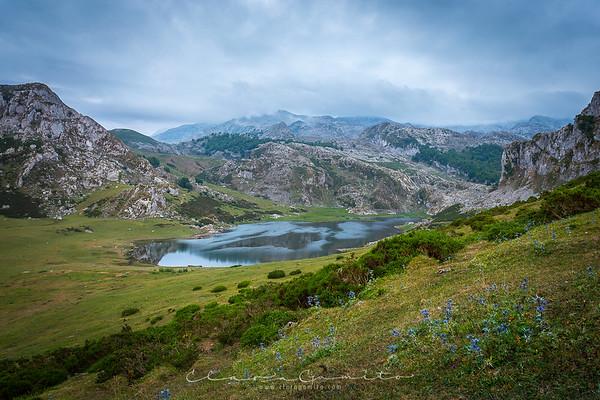 Ercina Lake