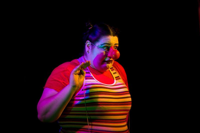 Présentation du spectacle par Natalia ...