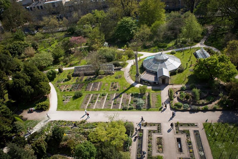 Jardin Botanique de Strasbourg. C'est dans ce Jardin situé au coeur de la ville de Strasbourg que José Arnaud a décidé d'exposer la plus grande partie des textes écrit pas Sebastian Cordova. D'autres petites pancartes de couleur blanche ont été également placées au sein du Jardin du Palais Universitaire.