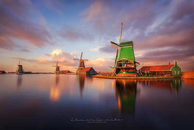 Back to Zaanse Schans