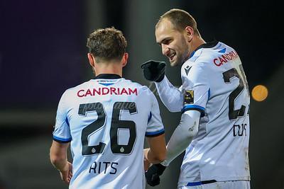 17-01-2021: Voetbal: Beerschot VA v Club Brugge: Antwerpen