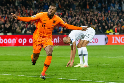 16-11-2018: Voetbal: Nederland v Frankrijk: Rotterdam , UEFA Nations League 2019 ,