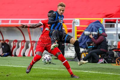 13-12-2020: Voetbal: Antwerp v Club Brugge: Antwerpen
