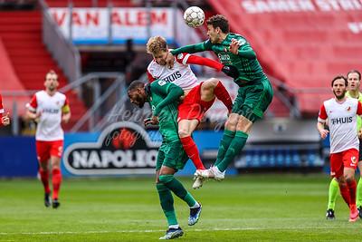 FC Utrecht v Feyenoord - Dutch Eredivisie