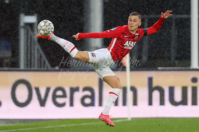 AZ v Sparta Rotterdam - Dutch Eredivisie