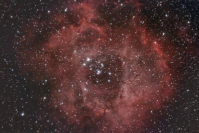 NGC-2237 NGC-2244