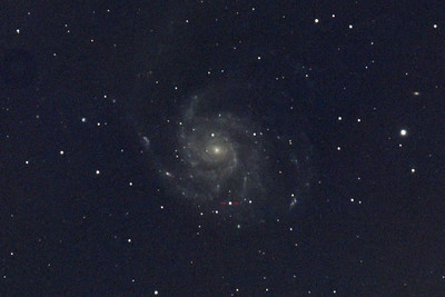 Supernova-PTF11kly in M101