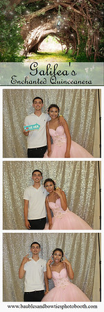 Galilea's Enchanted Quinceanera