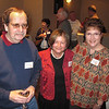 Mike Campbell, Sue McCune and Pam Hager