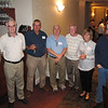 Dennis Cotsamire, Doug Shaffer, Bill Hurlow, Dave Smith, tom Reid, Cheryl Hardy and Mike Campbell.