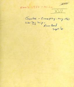 Box 16 Cover