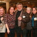 Scooter Davidson, Lynn Huffman, Dan Colon, Rebecca Baldwin and Maria Beltran.