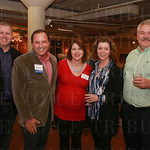 Mike Hext, Barry Wooley, Gina O\'Brien, Mary Lea Quick and Curtis Foote.